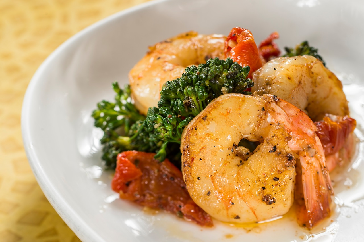 2013 Food and Wine Festival preview of new menu items
