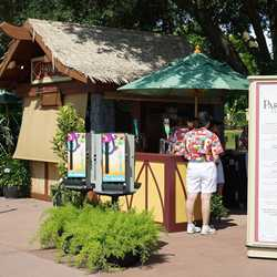 2014 Epcot Food and Wine Festival Marketplace kiosk menus and pricing