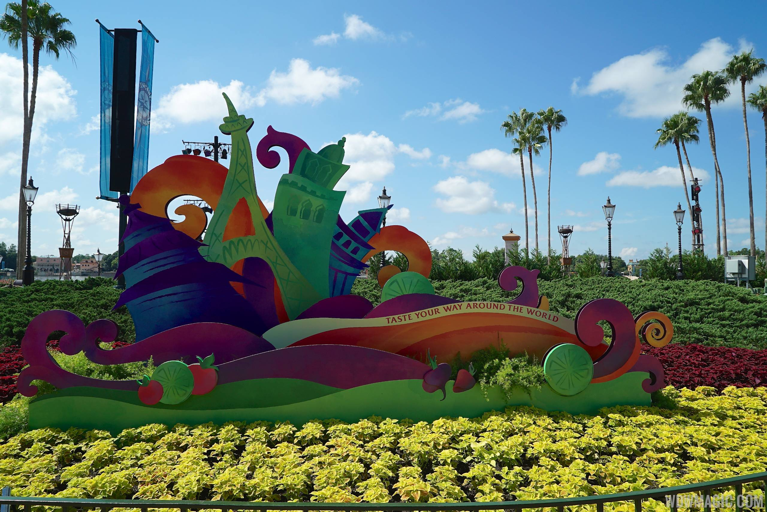Epcot International Food and Wine Festival News