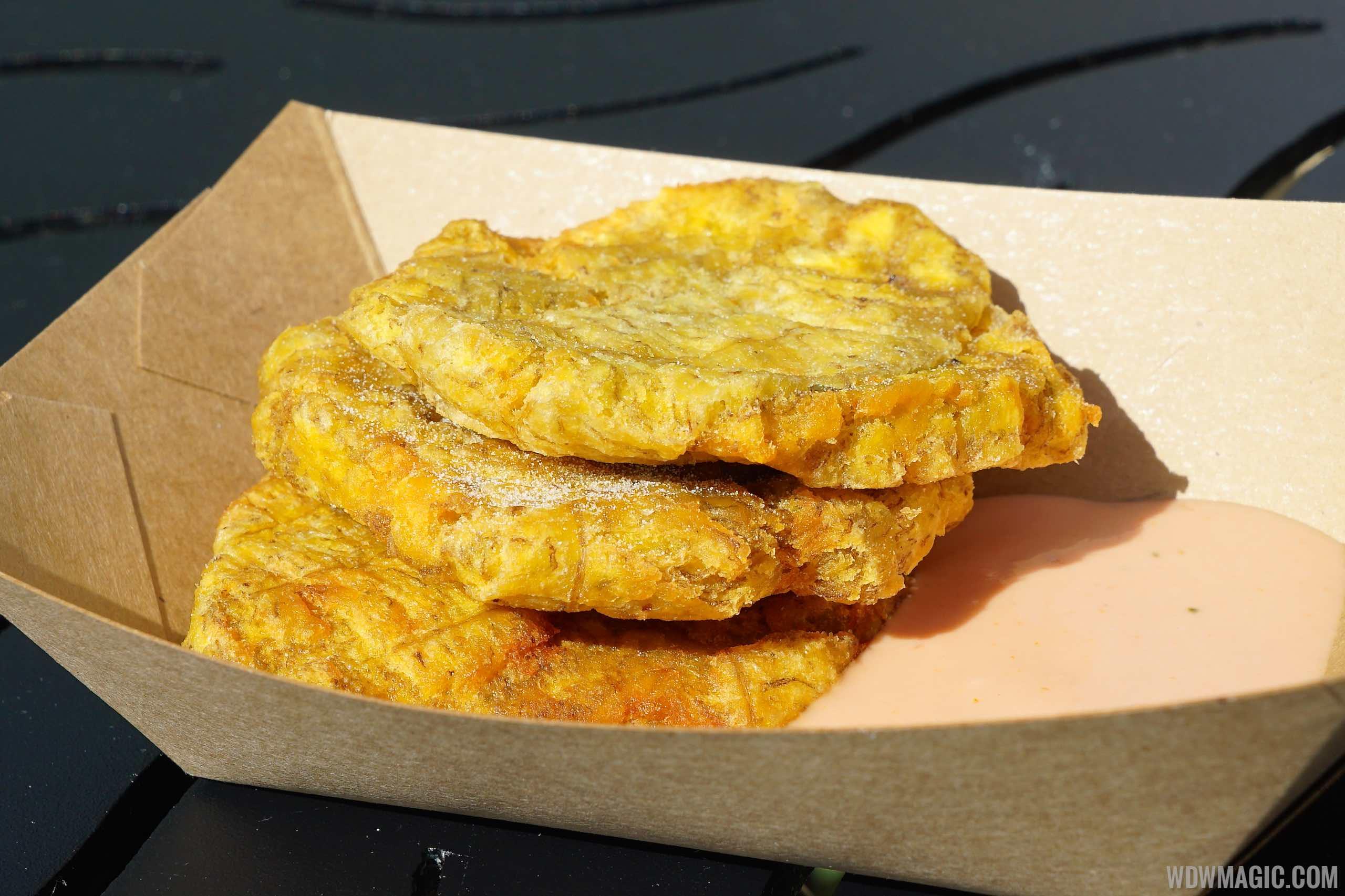 Puerto Rico - Sorullitos (sweet polenta fries)