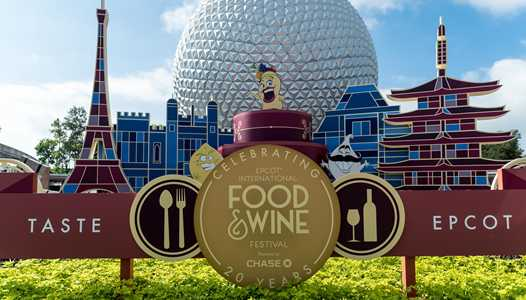Full menus for the 2018 Epcot International Food and Wine Festival Global Marketplace kiosks
