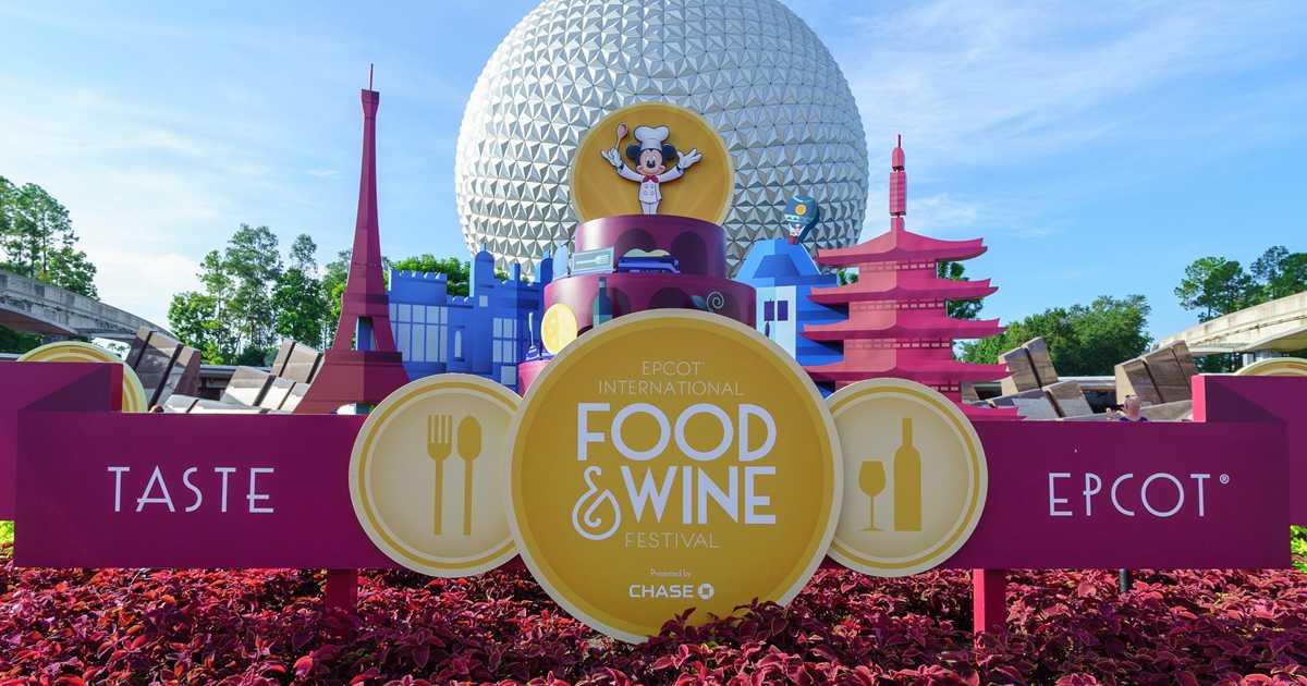 Sea World Food And Wine Festival Orlando