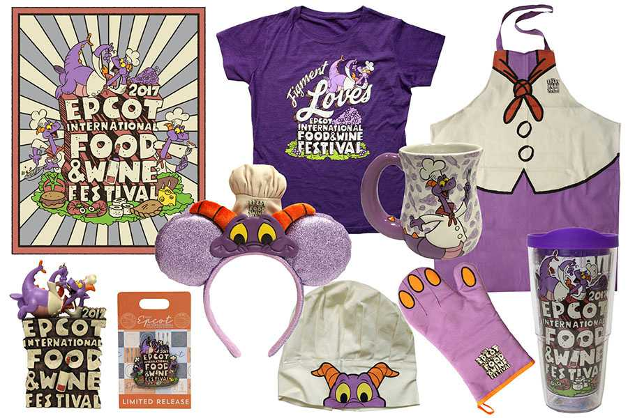 2017 Epcot Food And Wine Festival Merchandise Photo 1 Of 5