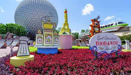 PHOTOS - The 22nd Epcot International Food and Wine Festival begins today
