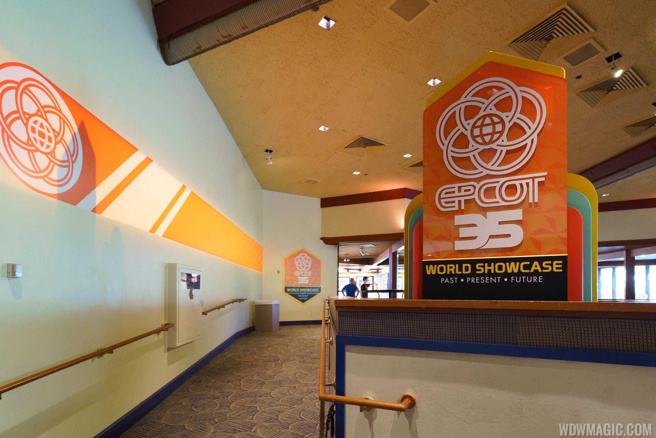 Epcot Legacy Showplace