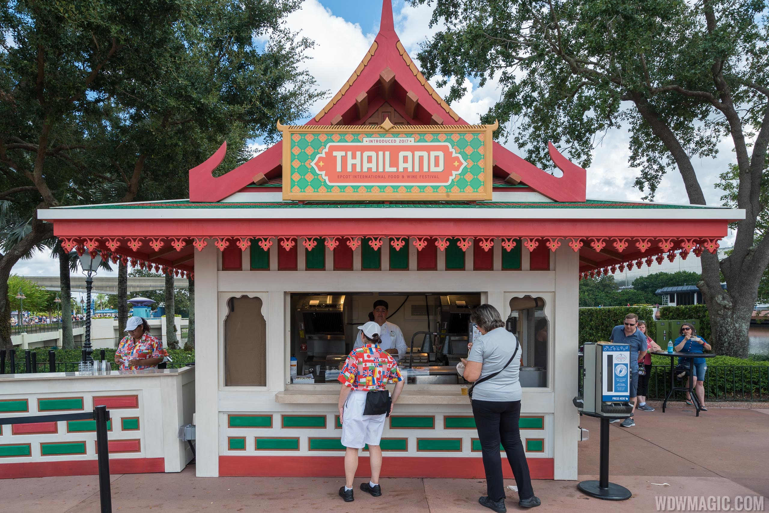 2019 Epcot Food And Wine Festival Marketplace Kiosks Menus