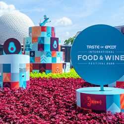 2020 Taste of EPCOT International Food and Wine Festival