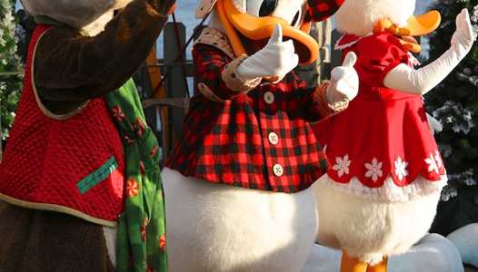 PHOTOS - 'Limited Time Magic' week 2 at Epcot's Winter Wonderland