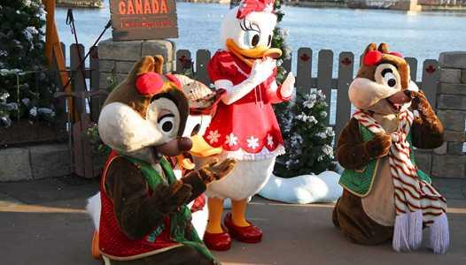 PHOTOS - 'Limited Time Magic' week 2 at Epcot's Winter Wonderland