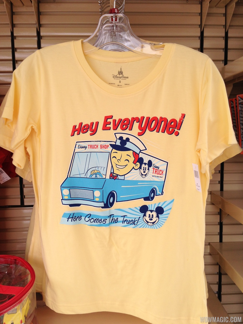 Limited Time Magic - Disney Truck Shop T-Shirt
