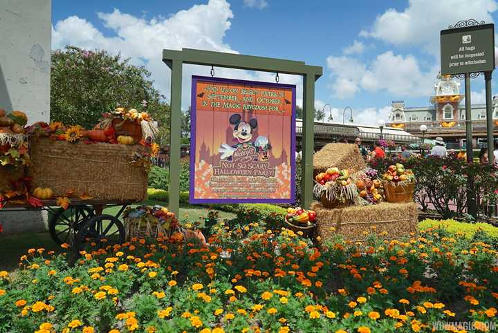 Halloween night now sold out for Mickey's Not-So-Scary Halloween Party