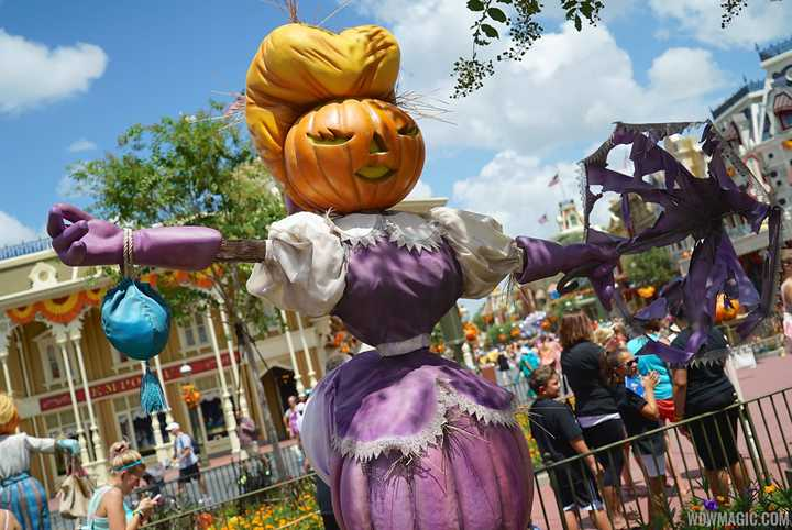 Mickey's Not-So-Scary Halloween Party sold out for opening night