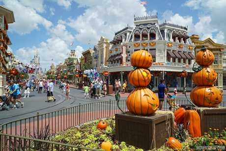 Mickey's Not-So-Scary Halloween Party