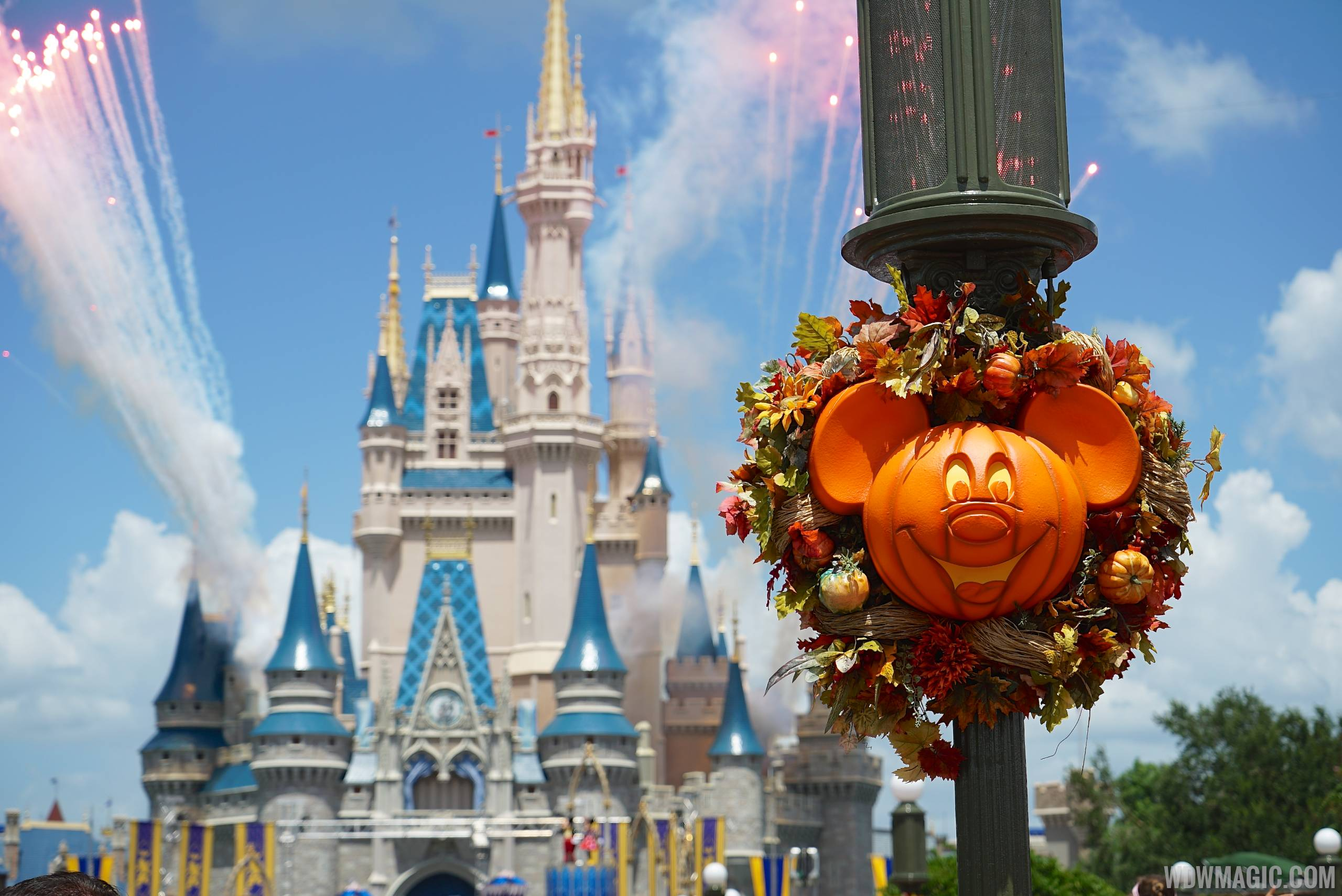 Mickey's Not-So-Scary Halloween Party News