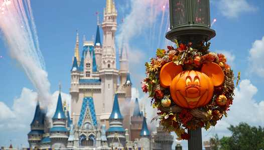 New entertainment coming to this year's Mickey's Not-So-Scary Halloween Party