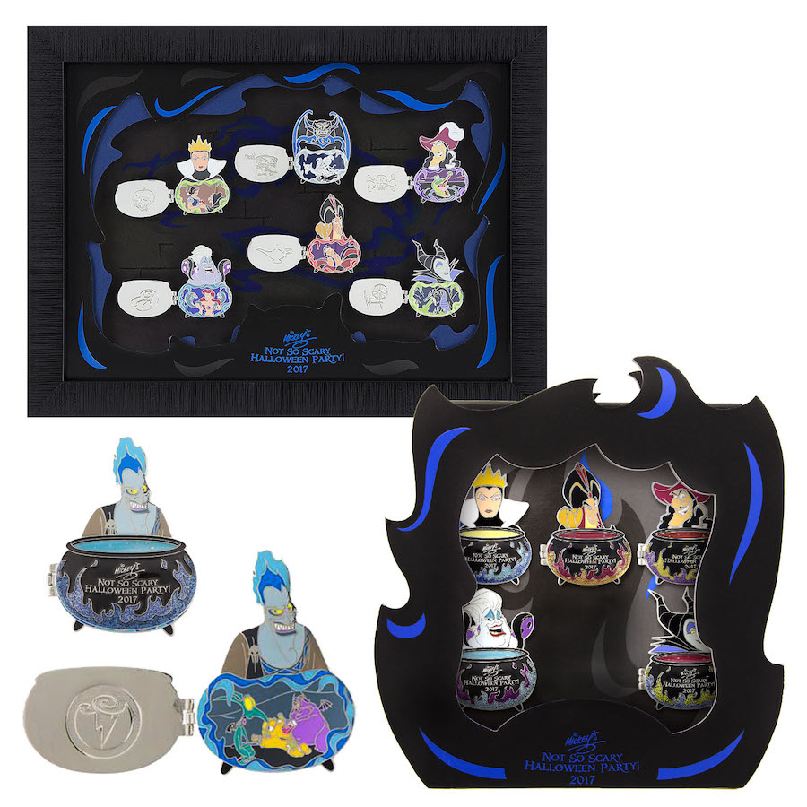 Mickey's Not-So-Scary Halloween Party merchandise 2017