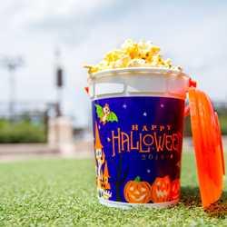Mickey's Not-So-Scary Halloween Party 2018 treats