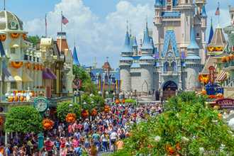 Is Disney about to announce the return of Halloween party nights at Magic Kingdom?