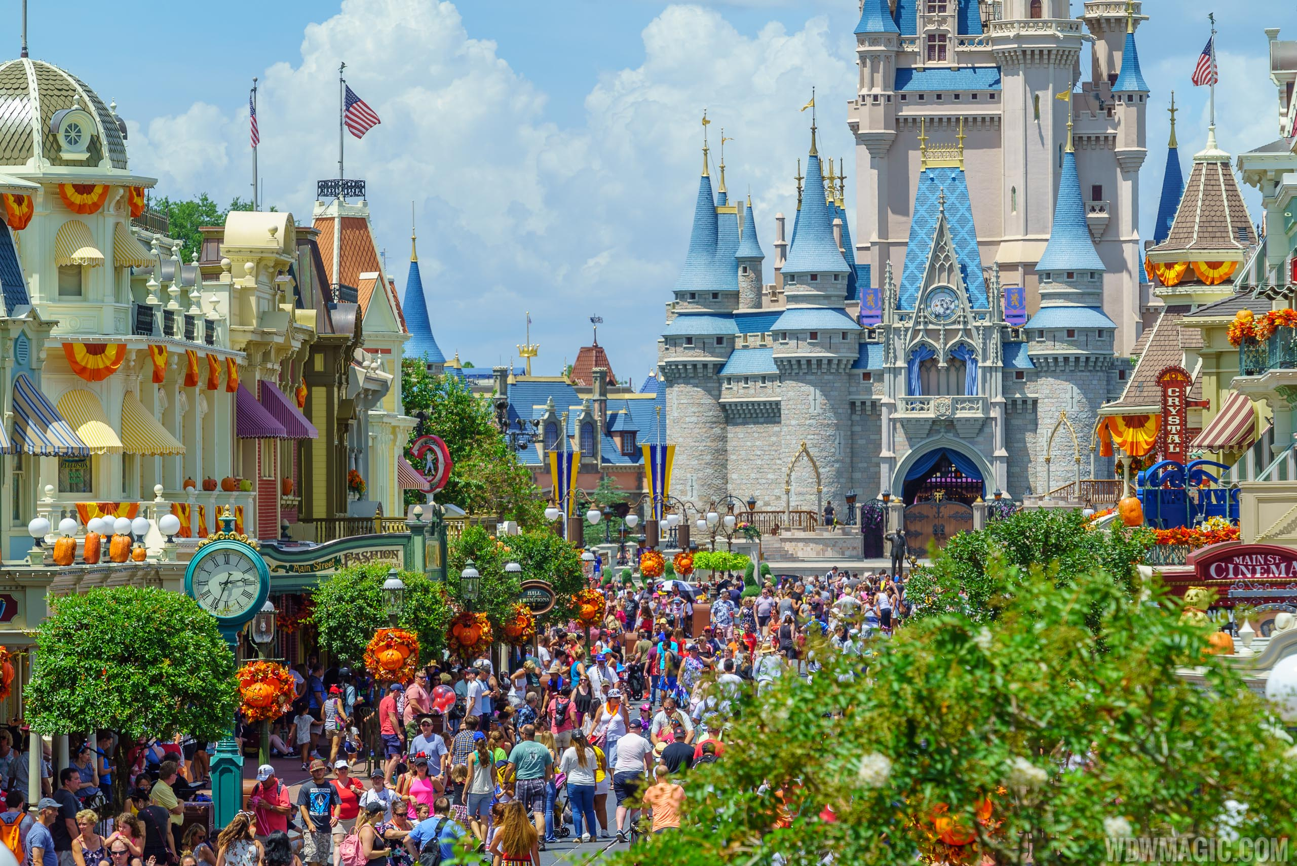 Halloween Party Magic Kingdom 2020 Magic Kingdom to celebrate Halloween beginning September 15