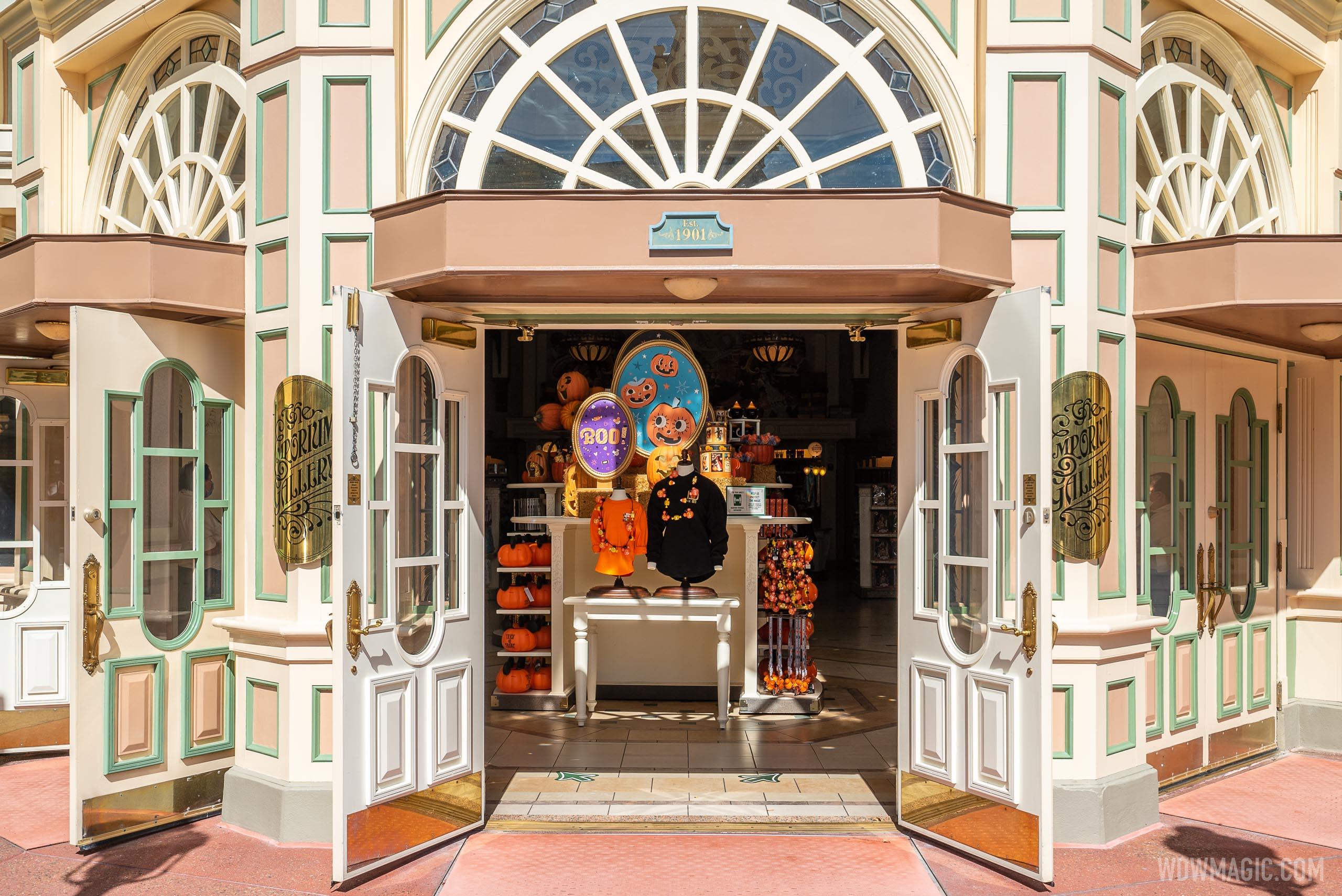 2020 Walt Disney World Halloween merchandise