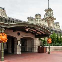 Magic Kingdom Halloween season opening day 2020