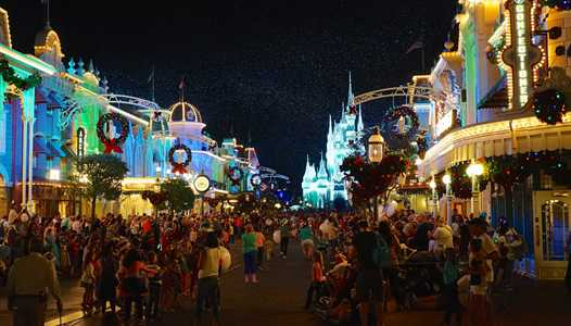 Tonight's Mickey's Very Merry Christmas Party sold out
