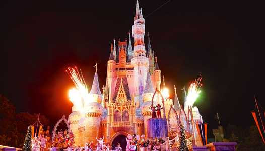 Closest date to Christmas Day now sold out for Mickey's Very Merry Christmas Party
