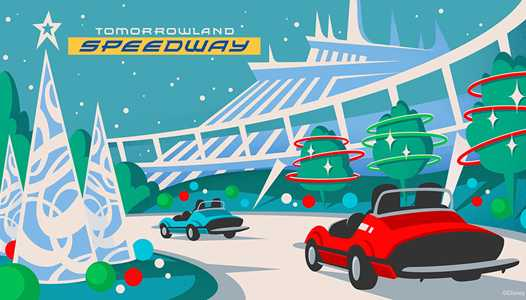 Attraction overlays coming to this year's Mickey's Very Merry Christmas Party