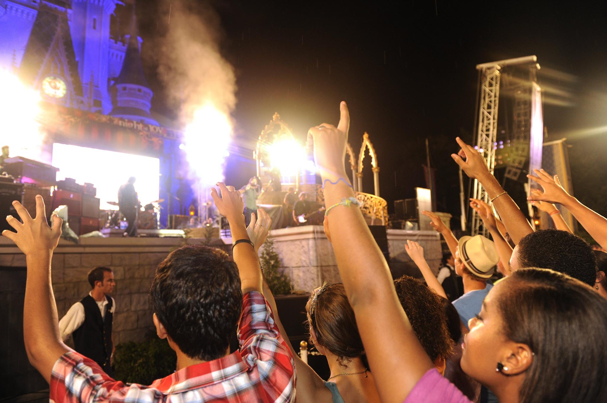 Night of Joy at the Magic Kingdom