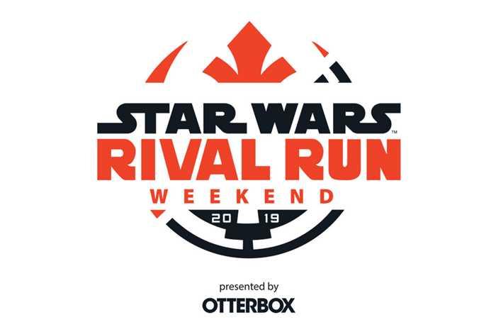Star Wars Rival Run Weekend logo