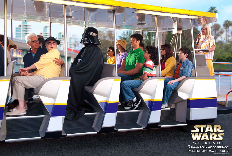 2010 Star Wars Weekends posters