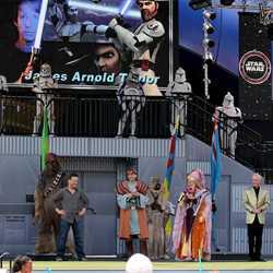 2011 Star Wars Weekends Celebrity welcome - Week 2