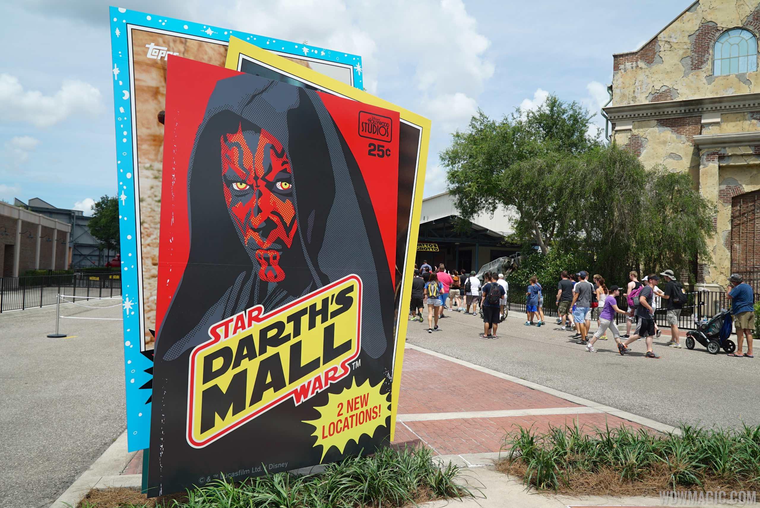 2015 Star Wars Weekends Darth's Mall