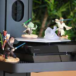 Disney Infinity 3.0 Star Wars preview area
