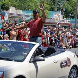 2009 Star Wars Weekends Celebrity Motorcade - Week 2