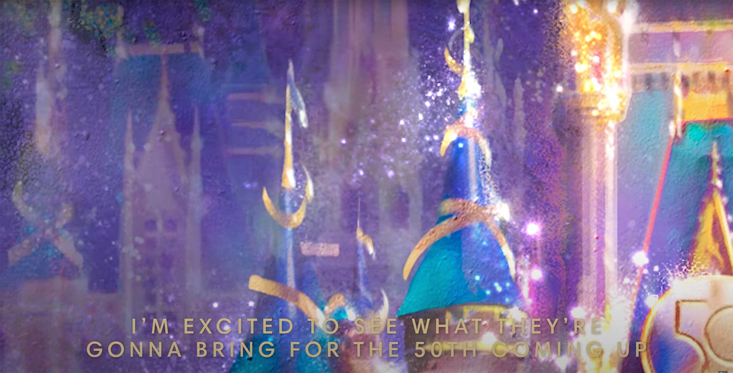 Cinderella Castle will receive a new overlay