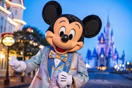 Walt Disney World Resort 50th Anniversary Celebration - The World's Most Magical Celebration