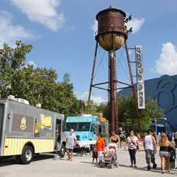 Trucks on the Town inaugural event