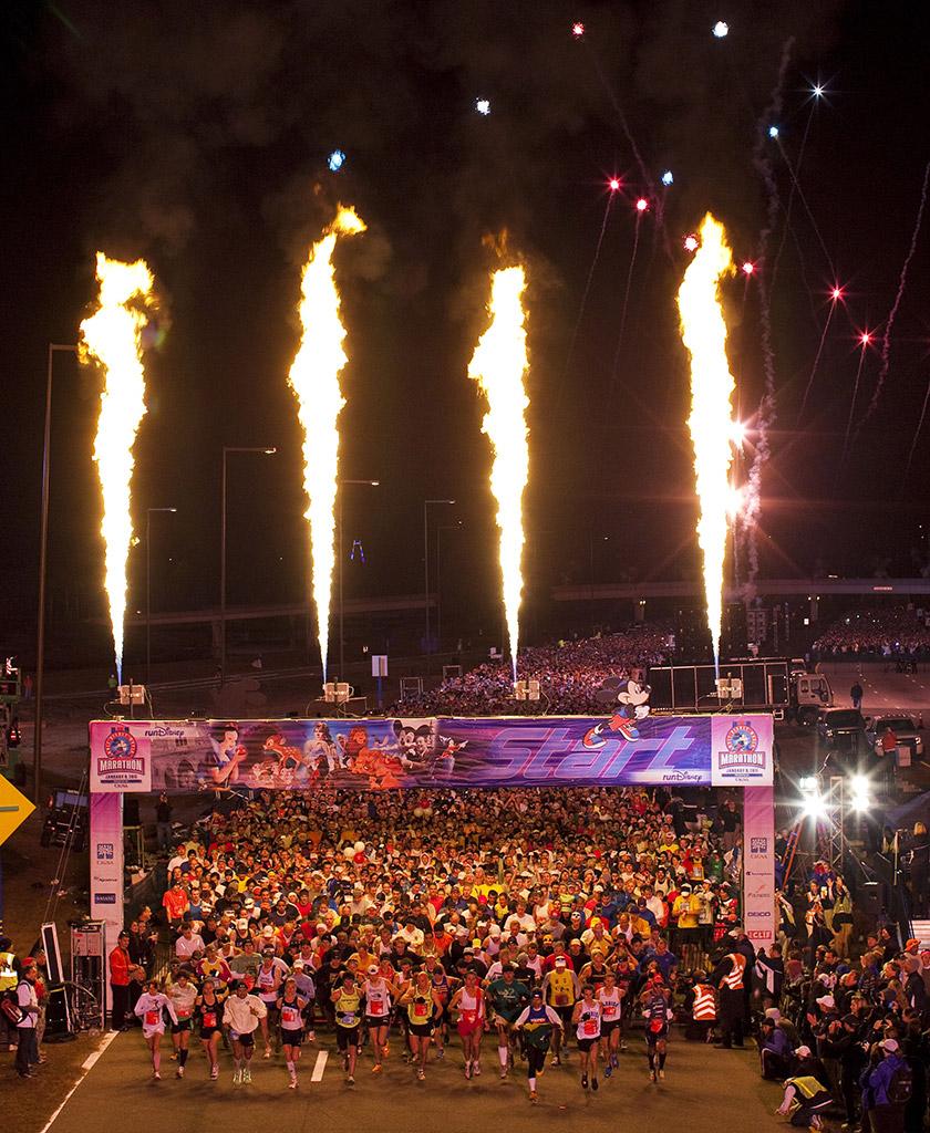 2011 Disney Marathon