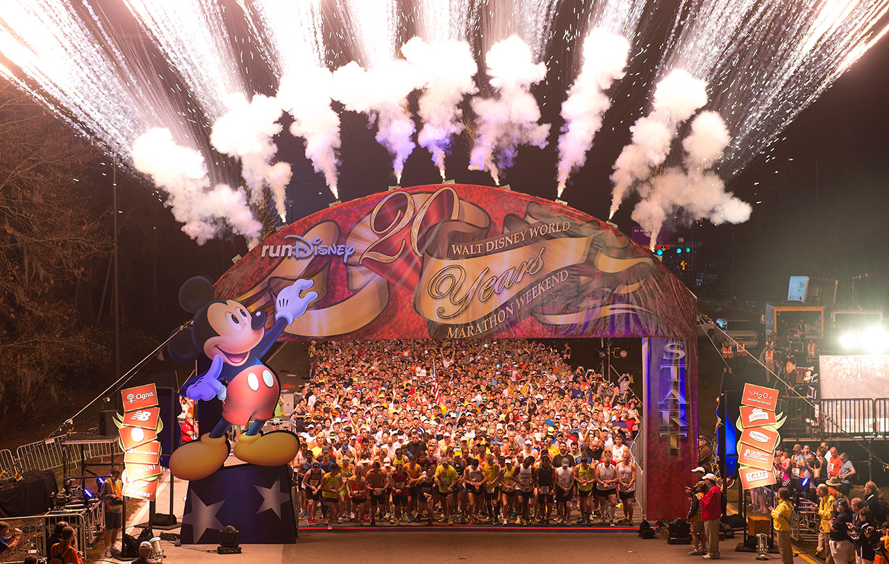 2013 Walt Disney World Marathon