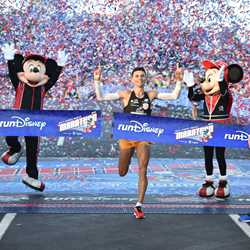 2019 Walt Disney World Marathon winners