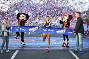 Brazilians win the men's and women's 2019 Walt Disney World Marathon event