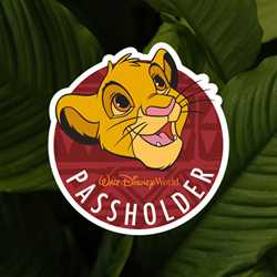 Fall Passholders offerings at Epcot and Animal Kingdom