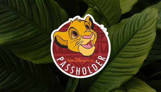 Fall 2019 Passholder giveaways and offers at Disney's Animal Kingdom and Epcot