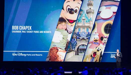 Date and time set for the Disney Parks presentation at D23 Expo 2019
