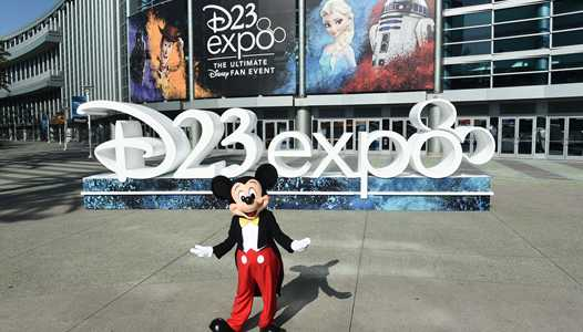 Disney announces that the next D23 Expo will take place in 2022