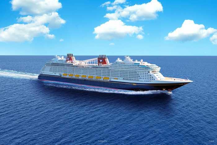 Disney Wish virtual tour