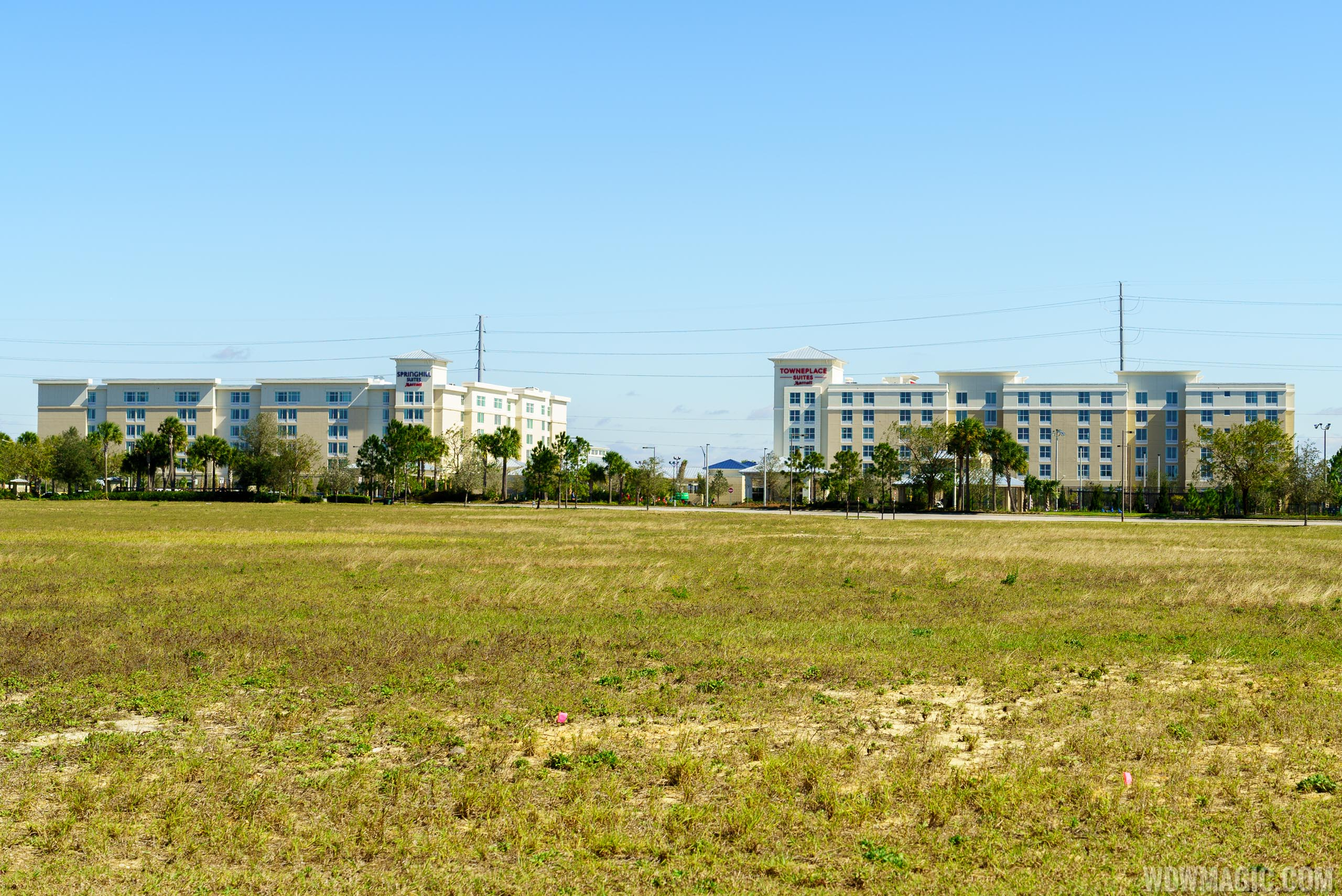 TownPlace Suites and SpringHill Suites at Flamingo Crossings
