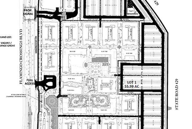Flamingo Crossings Housing project plans