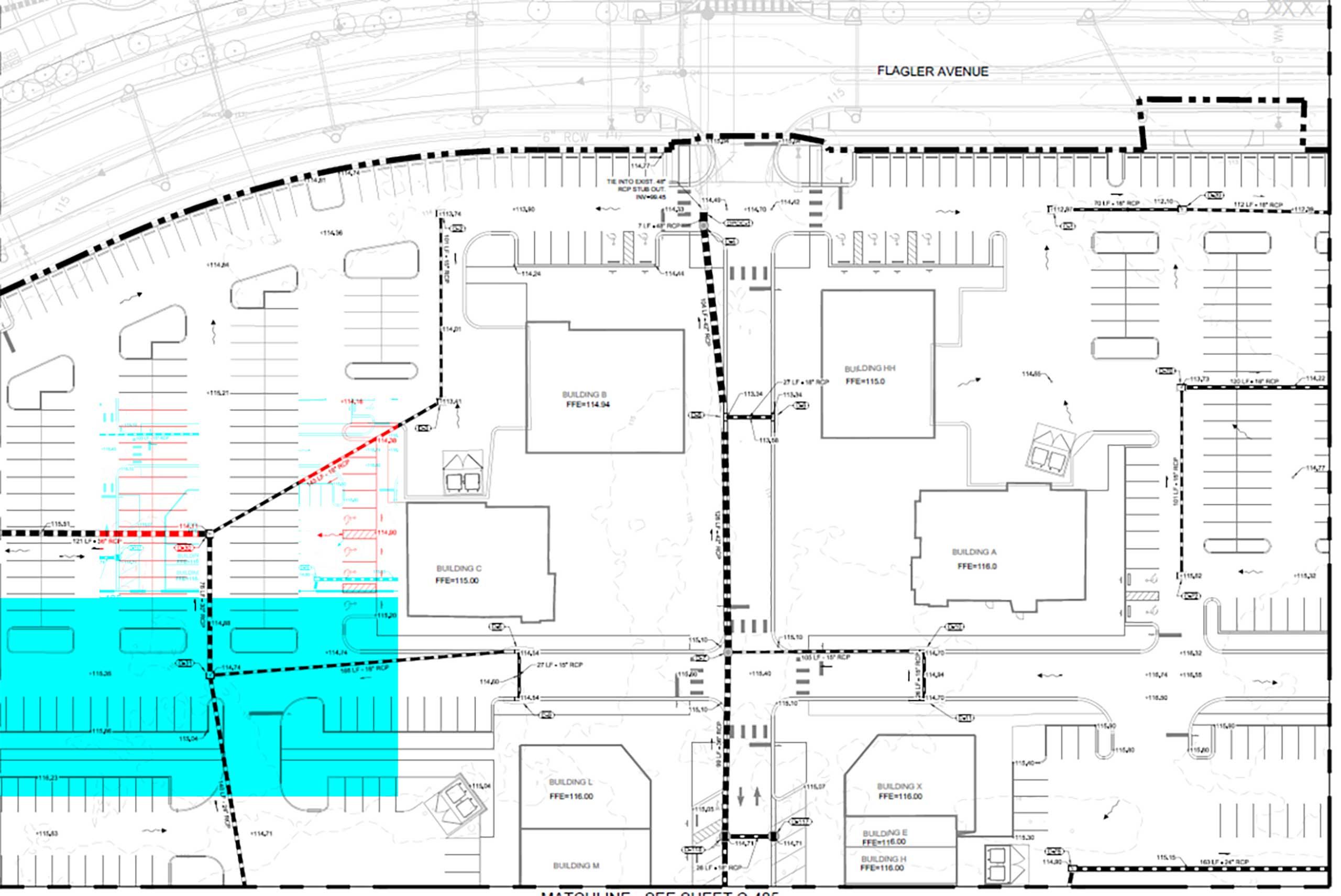 Flamingo Crossings Town Center plans